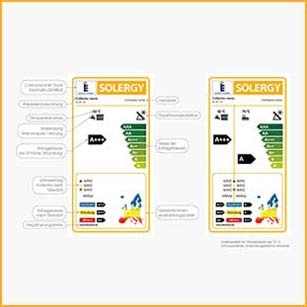 Solergy label